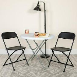 Flash Furniture  HERCULES Series Premium Plastic Folding Cha