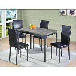 Coaster Home Furnishings 100612 Side Chair Black Pack Of 2