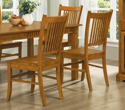 Coaster Home Furnishings 100622 Casual Side Chair Medium Bro