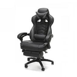 110 racing style gaming chair reclining ergonomic