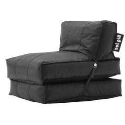 2-in-1 Bean Bag Chair Flip Lounger Big Joe Bed Comfortable S