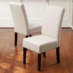 Christopher Knight Home 218913 Emilia Natural Fabric Dining