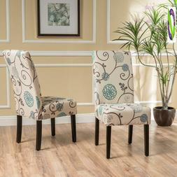 Christopher Knight Home 299448 Pertica Dining Chair Set, Whi
