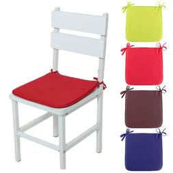 2PCS Home Kitchen Pad Chair Seat Pad Cushion Soft Office Din