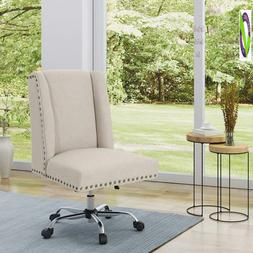 Christopher Knight Home 304959 Quentin Desk Chair, Wheat + C