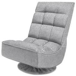 Best Choice Products 360-Degree Swivel Folding Cushioned Flo