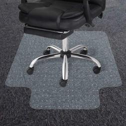 48*36 Desk Chair Mat Carpet Rug Laminate Floor Protector PVC