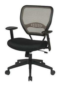 55 38n17 desk chair series space mesh