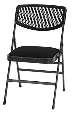 Cosco Products 60765BHC4E Commercial Fabric Folding Chair, B