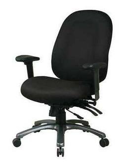 OFFICE STAR 8511-231 Desk Chair, Series Pro Line II Fabric B
