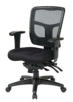 OFFICE STAR 92893-30 Desk Chair Series Pro Line II,  Fabric