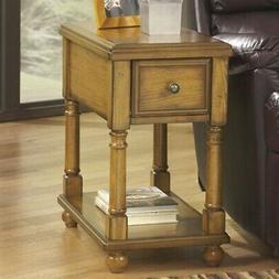 Ashley Furniture Signature Design - Breegin Chairside End Ta