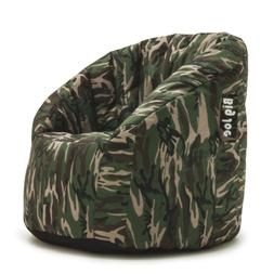 Awesome Big Joe Lumin Smartmax Fabric Chair Woo Squirreltailoven Fun Painted Chair Ideas Images Squirreltailovenorg