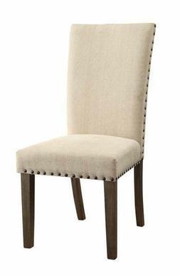 Coaster 105572 Home Furnishings Parson Chair with Nailhead