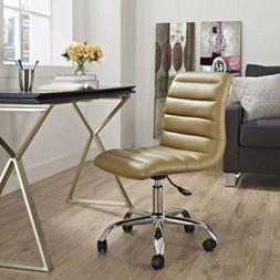 LexMod EEI-1532-BRN Ripple Mid Back Office Chair, Brown