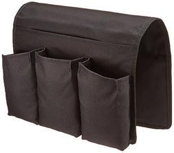 TravelWell Arm Chair Caddy Remote Control Holder Organizer,