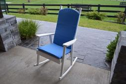 A&L Furniture Co. Weather-Resistant Full Chair Cushion for P