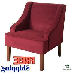 Accent Chairs For Living Room Bedroom Office Modern Velvet D
