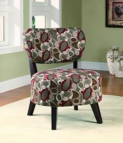 Accent Seating Accent Chair w/ Padded Seat , Coaster 900425