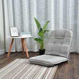 Adjustable 6-Position Folding Lazy Sofa Chair Floor Chair Mu