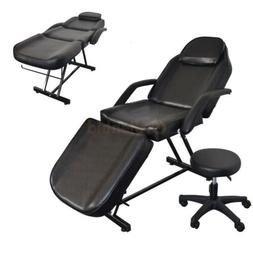 "Adjustable 73"" Massage Table Facial Bed Chair Barber Health"