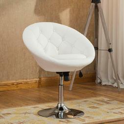 Adjustable Height Tilt Swivel Accent Chair Roundhill Furnitu