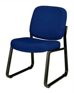 Armless Guest & Reception Sled-Base Chair