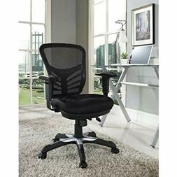 Articulate Home Office Desk Chairs Ergonomic Mesh In Black K