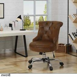Auden Home Office Desk Chair by Christopher Knight Home brow
