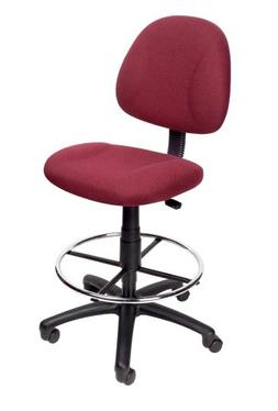 Boss Office Products B1615-BY Ergonomic Works Drafting Chair