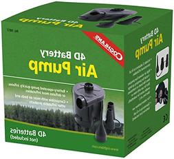 Battery Powered Air Pump Inflating 3 Adapter outdoor Camping