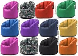 Big Joe Bean Bag Chair Lounger Media Gaming Seat Dorm Couch