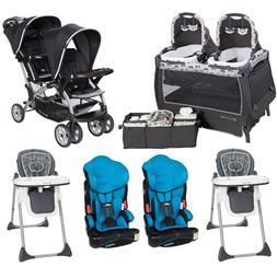 Best Double Stroller Set for 2019 Baby Boys Twins Nursery Ce