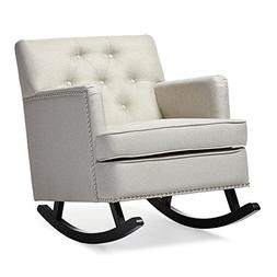 bethany modern contemporary fabric upholstered