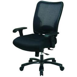 Office Star Big and Tall Air Grid Back Chair with Mesh Seat