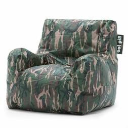 Awe Inspiring Big Joe Smartmax Duo Bean Bag Chair Mul Squirreltailoven Fun Painted Chair Ideas Images Squirreltailovenorg