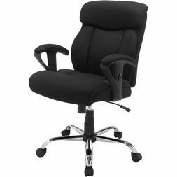 Black Mesh Fabric Manager Chair Serta Office Furniture *BRAN
