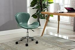 Porthos Home Brynne Office Chair, Green
