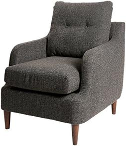 Homelegance Cagle Accent Chair with Reversible Seat Cushion,