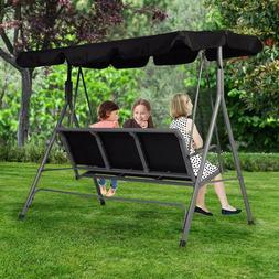 Canopy Swing Chair Patio Backyard Awning Yard Porch Park Ben