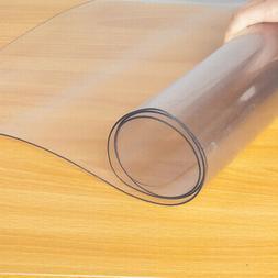 Chair Floor Mat Carpet Protector Rug PVC Hard Plastic Home O