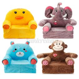 Childrens Kids Soft Foam Chair Toddlers Armchair Seat Bedroo