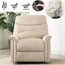 Classic Oversized Recliner Chair Overstuffed Cushion Ultimat