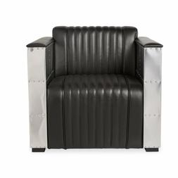 Club Chairs For Living Room Throne Cool Man Cave Industrial