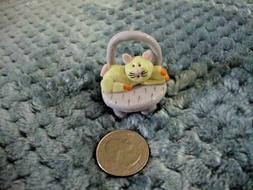 Collectibles Handmade Miniatures Animals Figurines Kitties S