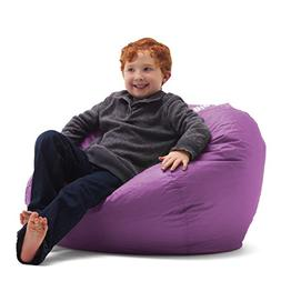 "Big Joe 98"" Large Cozy Bean Bag Filled Chair Comfort Lounger"