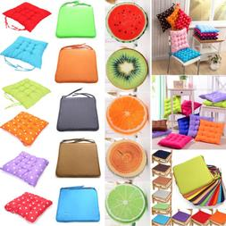 Cushion Seat Chair Soft Pads Home Dining Room Kitchen Office