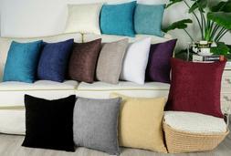 CaliTime Cushions Covers Throw Pillows Shells Home Decor Sol