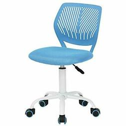 Desk Chair For Kids Teens Office With Low Back Armless Adjus