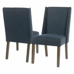 HomePop Dinah Modern Dining Chair - Set of 2